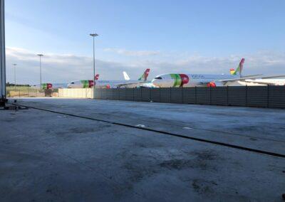 Pavimento Aeroporto de Beja